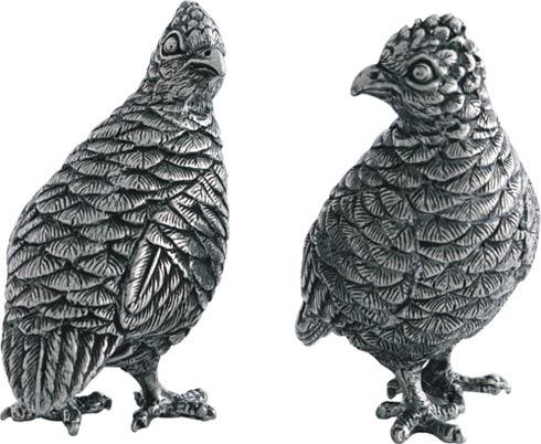 $59.00 Salt And Pepper - Quail