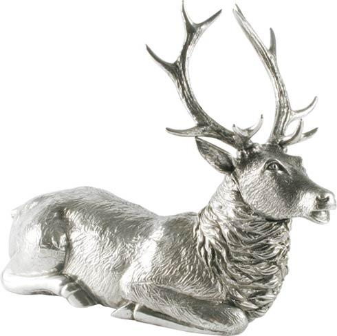 $555.00 Sitting Stag