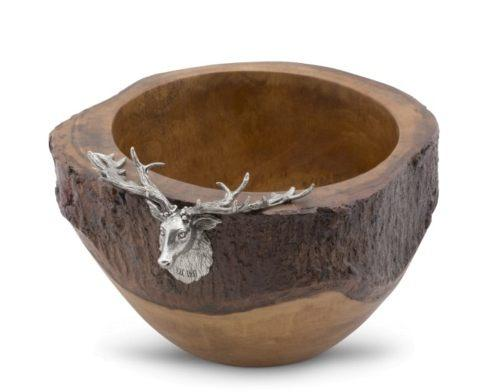 $165.00 Elk Salad Bowl