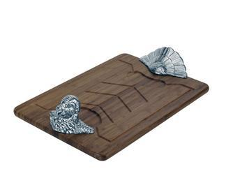 $125.00 Turkey Carving Board
