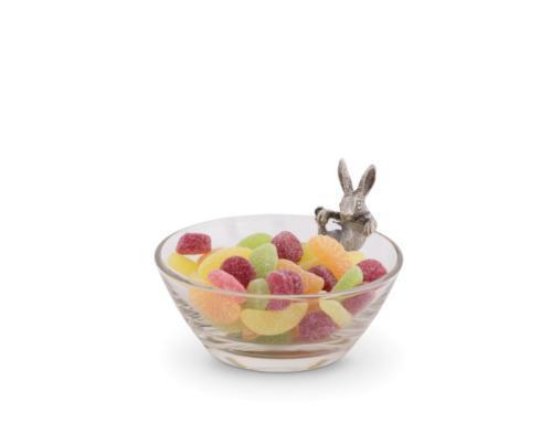 Vagabond House  Garden Friends Bunny Dip Bowl $32.00