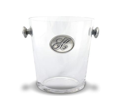 Vagabond House  Elegance Everyday Monogram Ice Bucket $145.00