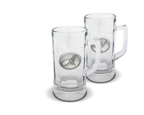 $44.00 Monogram Beer Stein