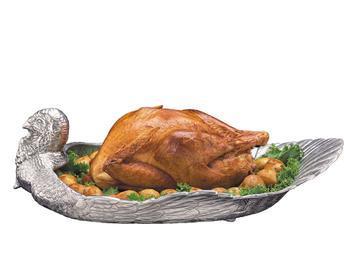 $385.00 Large Turkey Tray