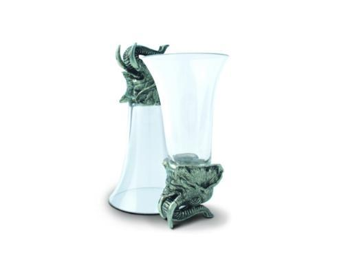 Elephant Stirrup Cup