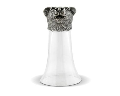$55.00 Lioness Stirrup Cup