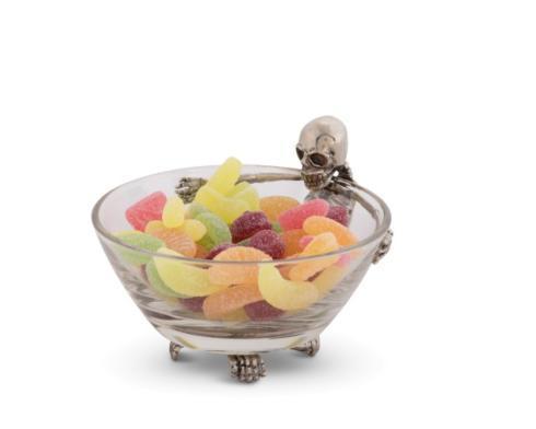 $72.00 Skeleton Candy Dish