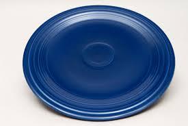 Dinner Plate, Cobalt
