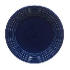 Luncheon Plate, Cobalt
