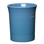 Utensil Holder --turquoise