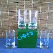 """""""Fortunata"""" set of 4 DOF Glasses"""