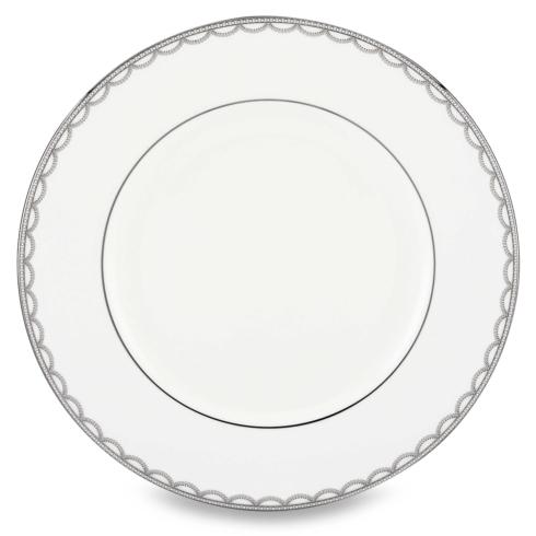 Iced Pirouette Dinner Plate