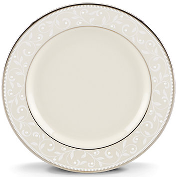 Pearl Innocence Bread Plate