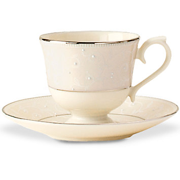 Pearl Innocence Cup & Saucer