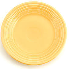 Luncheon Plate, Sunflower