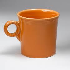 Mug, Tangerine