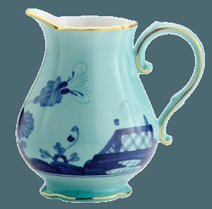 Richard Ginori 1735   Oriente Italiano - Iris, Creamer $225.00