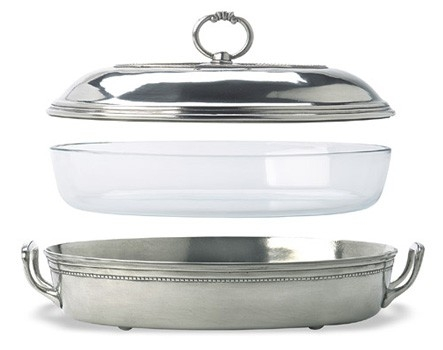 $820.00 Casserole dish with lid