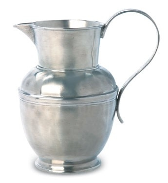 Glass Pitcher 10 in. collection with 1 products