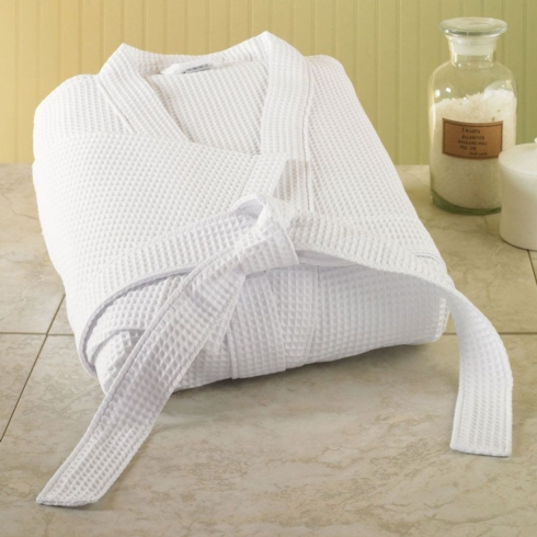 One size fits all bath robe collection with 1 products