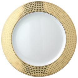 Athena Gold Service Plate