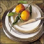 $205.00 Small Oval Serving Platter