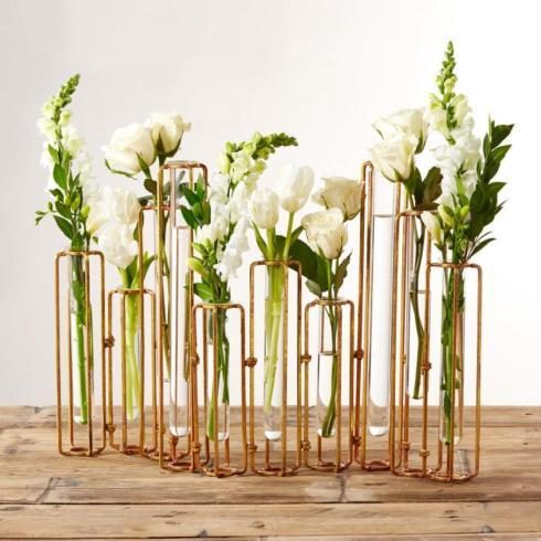 Vieuxtemps Exclusives   Hinged Vase $186.00