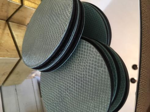 Snakeskin Coaster Set of 8 collection with 1 products