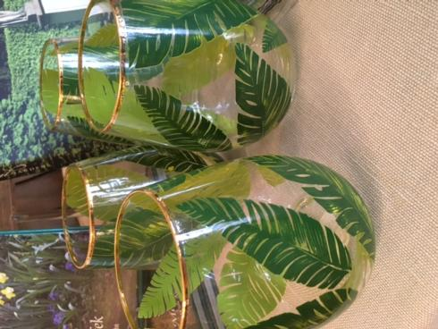Palm Glass Pair collection with 1 products