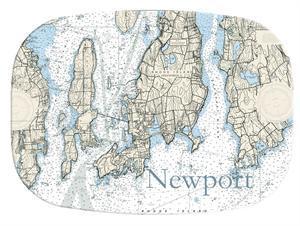 Vieuxtemps Exclusives   Newport Nautical Cutting Board $58.00