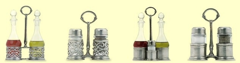 Oil & Vinegar & Salt & Pepper Caddy collection with 1 products