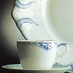 $295.00 Princess Blue Coffee/Tea Pot