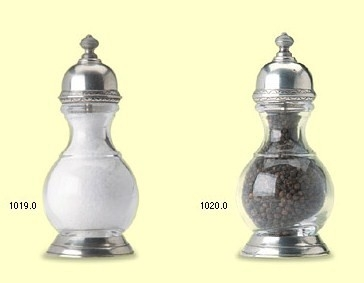 Sienna Salt & Pepper Shaker Set collection with 1 products