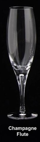 Aspen Champagne Flute NO MONOGRAM collection with 1 products