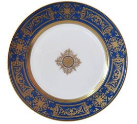Plate collection with 1 products