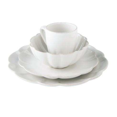 Hartland Scallop Stone Salad Plate collection with 1 products