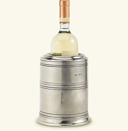 Match   Pewter Wine Cooler with Insert $375.00