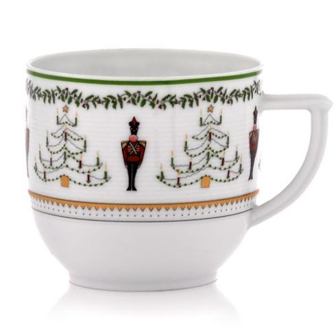 Bernardaud  Grenadiers Coffee Cup $70.00