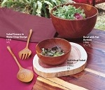 Vieuxtemps Exclusives   Bamboo Salad Servers $46.00