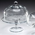 William Yeoward   Wisteria Cake Dome and Stand $458.00