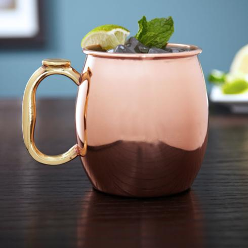 Vieuxtemps Exclusives   Moscow Mule Mug $36.00