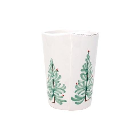 VIETRI Lastra Holiday Utensil Holder $93.00