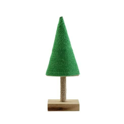 $29.00 Lime Green with Stripes Medium Tree
