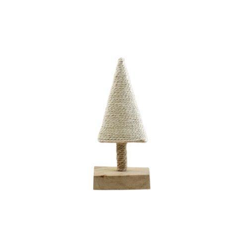 $19.00 White Extra-Small Tree