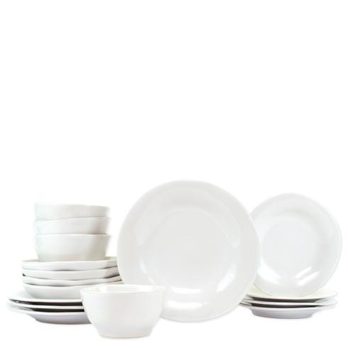 $628.00 Snow Sixteen-Piece Place Setting