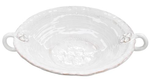 Vietri  Bellezza Large Handled Serving Bowl $158.00