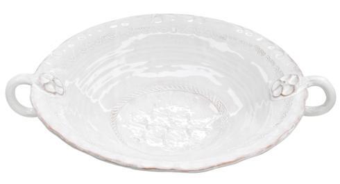VIETRI  Bellezza Large Handled Serving Bowl $158.00