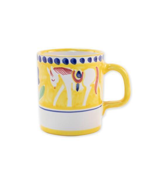 VIETRI Campagna Cavallo Mug $40.00
