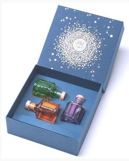 $100.00 100ml Diffuser Gift Set - Symphony of Spices, Tuscan Pine, Lavender
