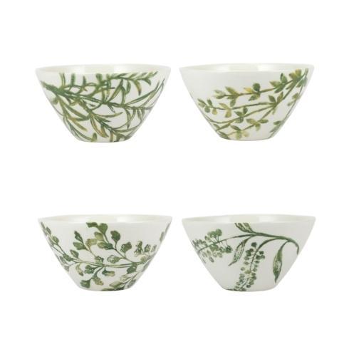 $152.00 Fauna Flora Assorted Cereal Bowls - Set of 4